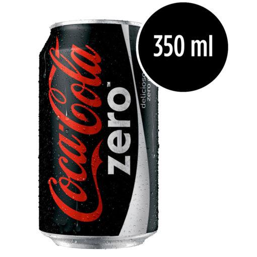 Coca-Cola Zero (350 ml)